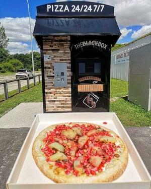 pizza the blackbox