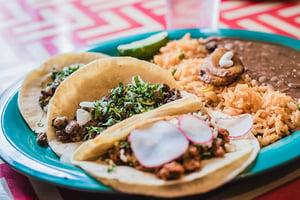 3. Tacos