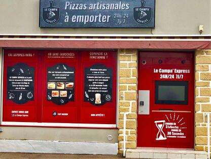 COMMENT AUGMENTER le chiffre d affaires du restaurant 2020 ADIAL_ distributeur automatique de pizza campagnol