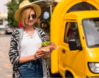 Rentabilité dun food truck camion à pizzas 2020