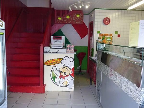 Laurent Marionneau Places des affamés exploitants distributeur pizza pizzadoor adial