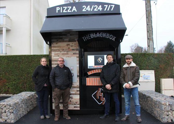 the black box cedric leneveu kiosque pizzadoor